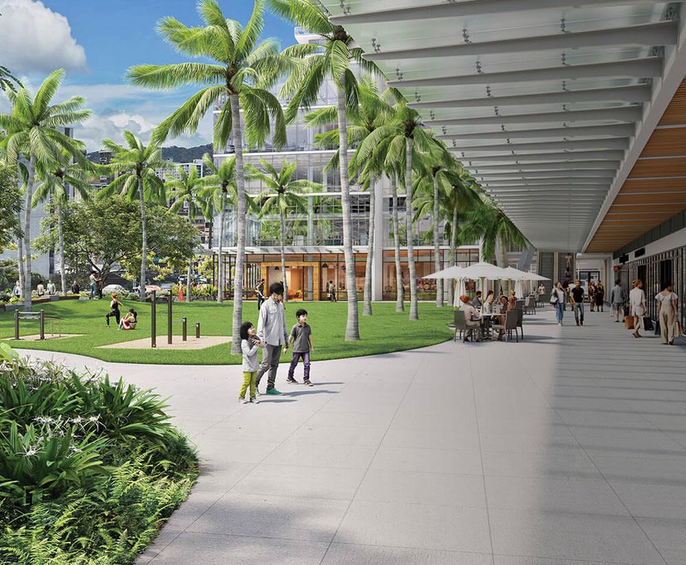 List Sotheby's International Realty Hawaii, The Park on Keeaumoku